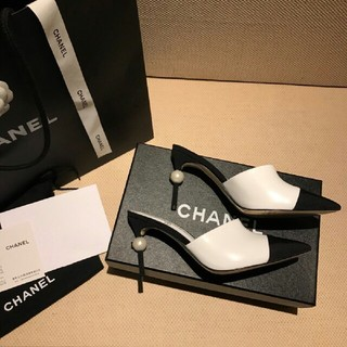 CHANEL - Chanel シャネルハイヒール