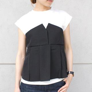 ZARA - 美品 ビスチェ  フレンチスリンブTシャツ