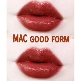 MAC - 日本未発売 MAC good form 新品