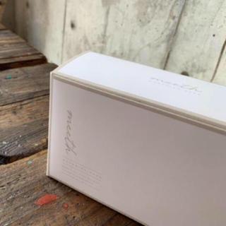 2箱 新品 meeth スパチュラ説明書付 モアリッチパック 14袋 モアリッチ