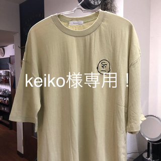スヌーピー(SNOOPY)の韓国 スヌーピー チャーリーブラウン Tシャツ(Tシャツ(半袖/袖なし))