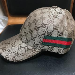 Gucci - 男女兼用 GUCCI キャップ 帽子