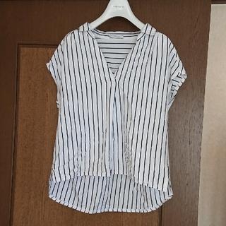 ベイフロー(BAYFLOW)のベイフロー ノースリーブ カットソー シャツ(カットソー(半袖/袖なし))