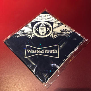 GDC - wasted youth バンダナ