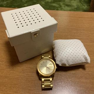 DIESEL - 【箱付き】DESEL  時計 ゴールド