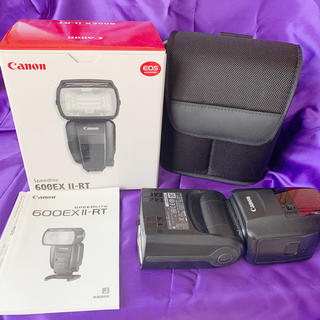 キヤノン(Canon)の最終値下げ キヤノン スピードライト600EX II-RT(ストロボ/照明)