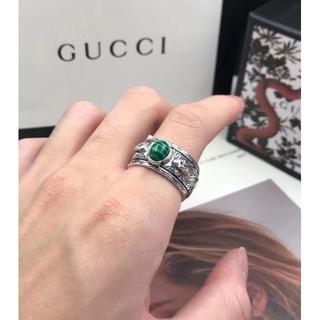Gucci - gucci リング シルバー