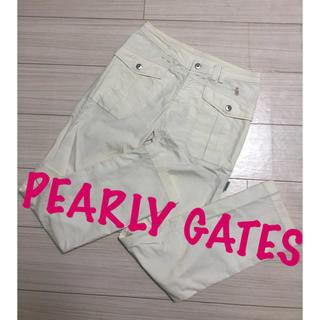 PEARLY GATES - パーリーゲイツ ゴルフパンツ ゴルフウェア