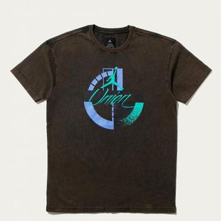 NIKE - Lサイズ‼️送料込み‼️UNION2.0× JORDAN Tシャツ ブラック