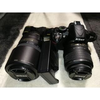 Nikon デジタル一眼レフカメラ D3100 ダブルズームキット