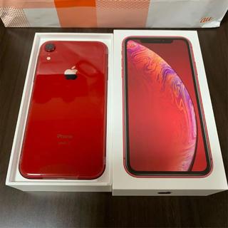 iPhone - 新品未使用品 iPhone XR 128GB 2台セット 商品説明必須