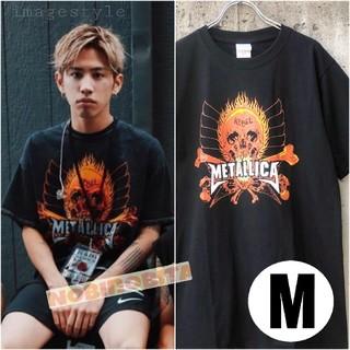 ワンオクロック(ONE OK ROCK)のM /METALLICA  REBEL Tシャツ(Tシャツ/カットソー(半袖/袖なし))