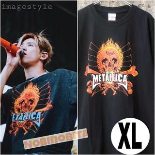 ワンオクロック(ONE OK ROCK)のXL☆METALLICA  REBEL Tシャツ(Tシャツ/カットソー(半袖/袖なし))