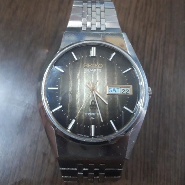 SEIKO - 【希少 激渋】【良好稼働】鏡面 9カット キラキラ セイコータイプ2 腕時計の通販 by がお's shop|セイコーならラクマ
