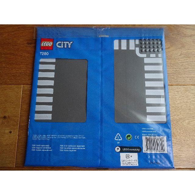 Lego(レゴ)のhiro ※ご購入の方プロフご一読下さい様専用。新品!送料込み☆レゴ7280 エンタメ/ホビーのおもちゃ/ぬいぐるみ(その他)の商品写真