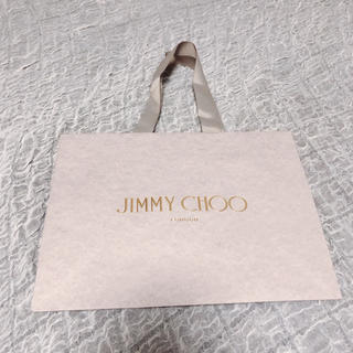 JIMMY CHOO - 美品 ジミーチュウ JIMMY CHOO 紙袋 ショッパー