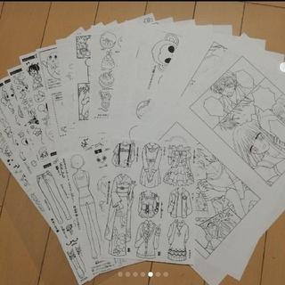 漫画家セット(ちゃお・りぼん)