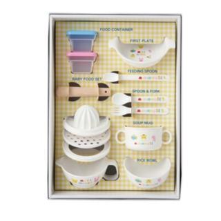 ミキハウス(mikihouse)の新品未開封 ミキハウス 離乳食セット(離乳食器セット)