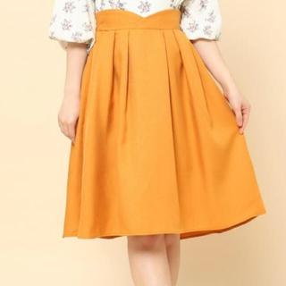 Rope' Picnic - ロペピクニックオレンジ スカート