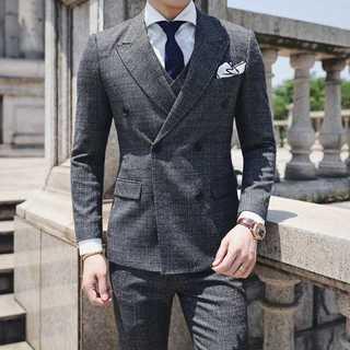 スーツセットアップ メンズ ビジネス 披露宴 スーツジャケット zb492