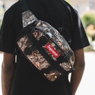 Supreme - 試着なし Supreme Waist Bag Camo