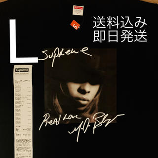 Supreme - Lサイズ 送料込み Supreme Mary J. Blige Tee