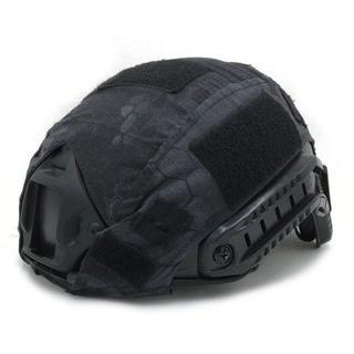 特殊部隊 OPS-COREタイプ ヘルメット用 カバー タイフォン FAST P