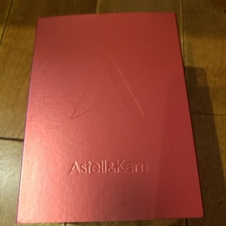 Astell&Kern ak70 mkii Sunshine Red