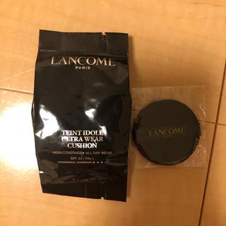 LANCOME - 【新品】ランコム タン イドル ウルトラ クッション PO-02 リフィル