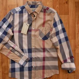 BURBERRY - ロンドン購入 バーバリー ノヴァチェックシャツ