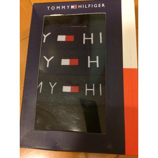 新品 トミーヒルフィガー ボクサーパンツ3枚 ブラック Mサイズ