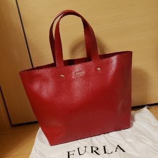 Furla - 美品 FURLA レザー ハンドバッグ トートバッグ