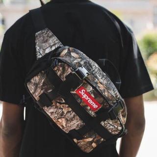 Supreme - supreme  Waist Bag カモ