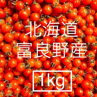 北海道 富良野産 ミニトマト 1キロ