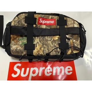 Supreme - Waist Bag tree camo supreme