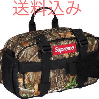 Supreme -  supreme waist bag tree柄