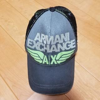 アルマーニ エクスチェンジ キャップ 帽子