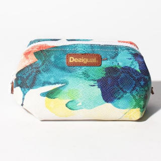 デシグアル(DESIGUAL)の新品♡定価7900円 デシグアル ポーチ 大幅お値下げ‼️(ポーチ)