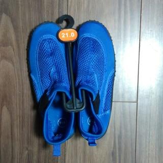 水陸両用サンダル 靴のヒラキ 21cm
