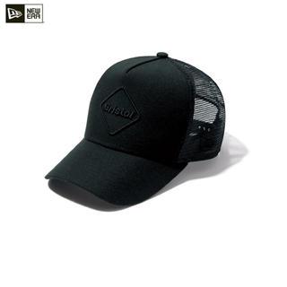 2019 最新作 Bristol NEW ERA MESH CAP 黒×黒