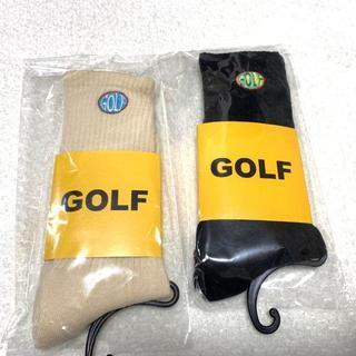 golf wang ソックス  2つ 新品未使用