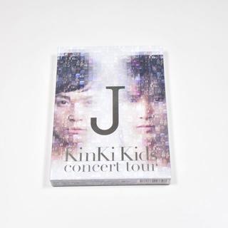 KinKi Kids◆concert tour J◆DVD◆初回限定盤