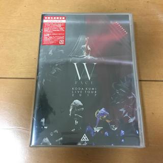 倖田來未/KODA KUMI LIVE TOUR 2017~W FACE~〈初…