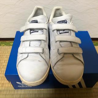 アディダス(adidas)のSTANSMITH CF ベルクロ(スニーカー)