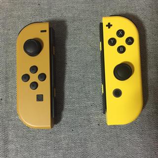 Nintendo Switch ジョイコン 左右 ポケモンver