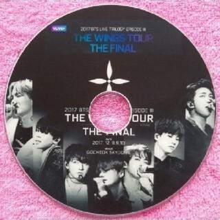 ♥️BTS♥️2017 WINGS TOUR in ソウルライブ DVD