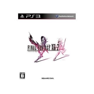 【送料込み中古】FINAL FANTASY XIII-2 PS3版