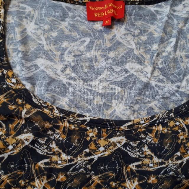 Vivienne Westwood(ヴィヴィアンウエストウッド)のVivienne Westwood  カットソー レディースのトップス(カットソー(長袖/七分))の商品写真