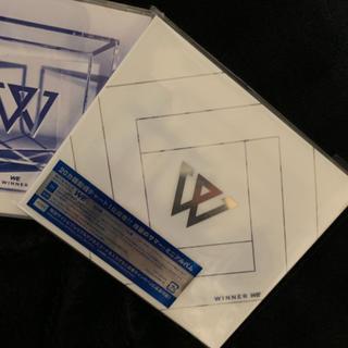 WE (CD+DVD+スマプラ)