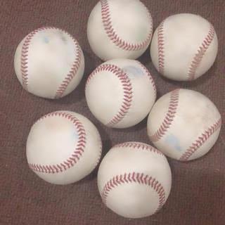 ミズノ(MIZUNO)の北海道日本ハム 練習球 硬式ボール(ボール)